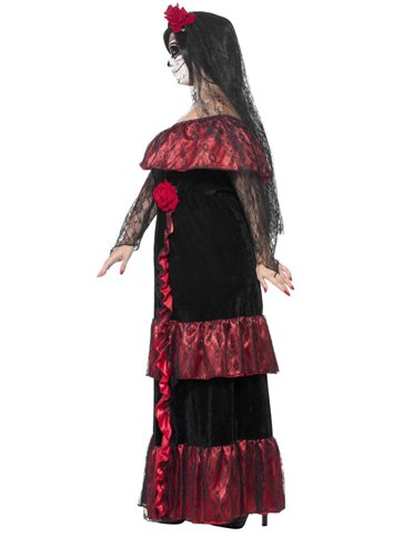 Day of the Dead Bride - Adult Costume left