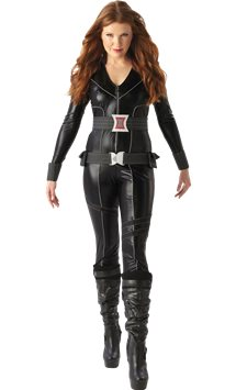 Black Widow - Adult Costume