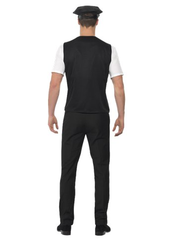Policeman Kit - Adult Costume back