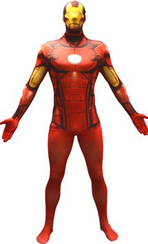 Marvel Iron Man - Adult Costume