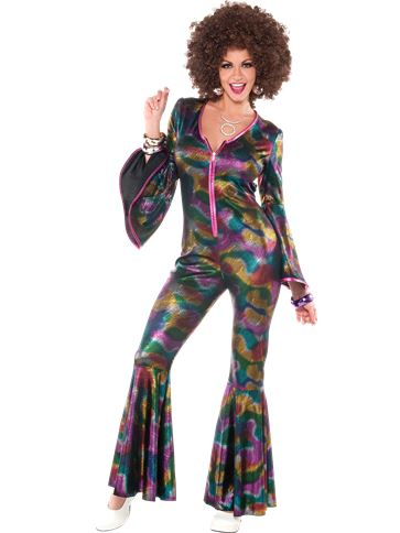 Disco Jumpsuit Party Delights