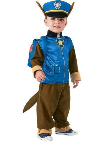 Paw Patrol Chase - Toddler & Child Costume front