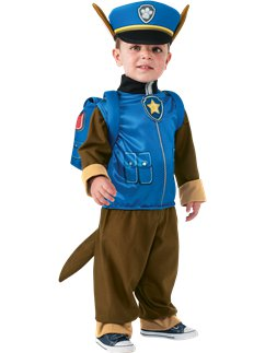 Paw Patrol Chase - Toddler & Child Costume