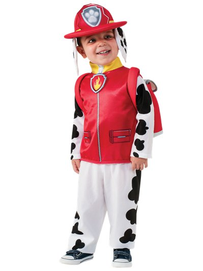 Paw Patrol Marshall - Toddler & Child Costume