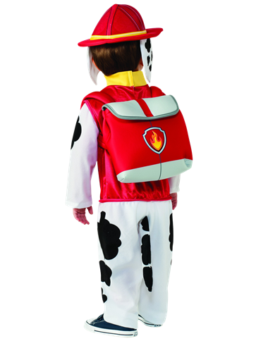 Paw Patrol Marshall - Toddler & Child Costume left
