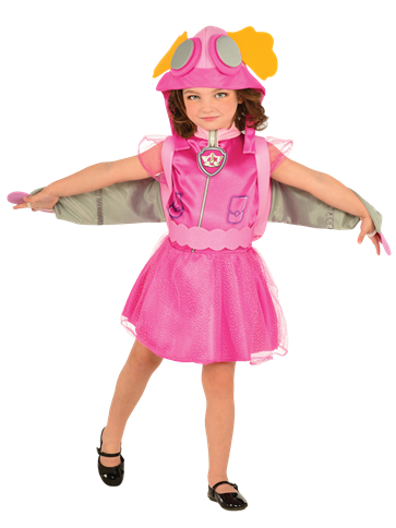 Paw Patrol Skye - Toddler & Child Costume front