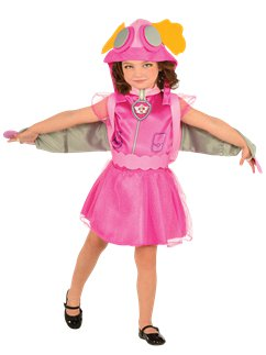 Paw Patrol Skye - Toddler & Child Costume