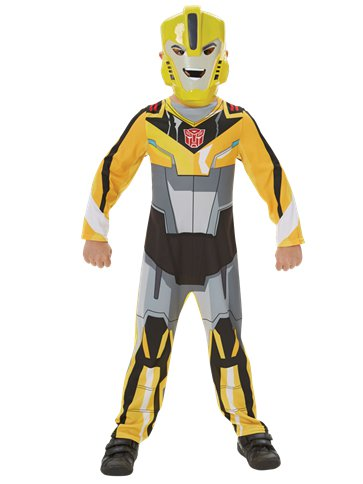 Transformers Bumblebee - Child Costume front