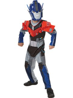 Deluxe Optimus Prime - Child Costume