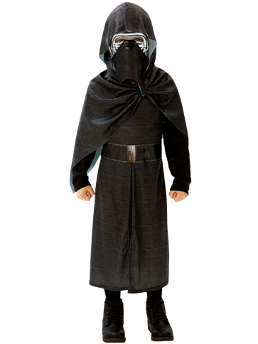 Deluxe Kylo Ren - Child Costume front