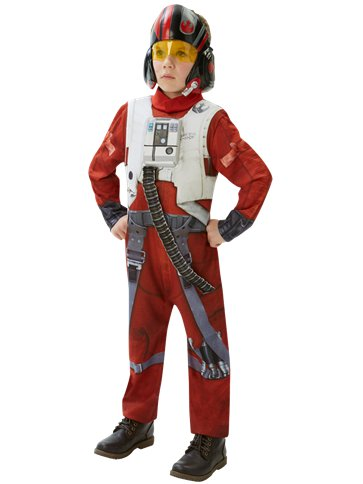 Poe X-Wing Fighter - Child & Teen Costume front