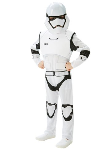Stormtrooper Deluxe - Child & Teen Costume front