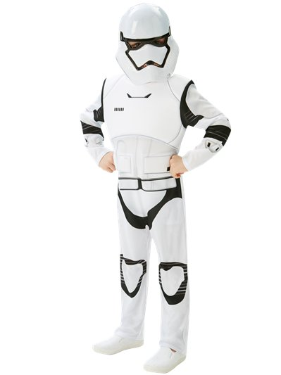 Stormtrooper Deluxe - Child & Teen Costume
