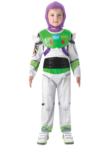 Buzz Lightyear Deluxe - Child Costume front
