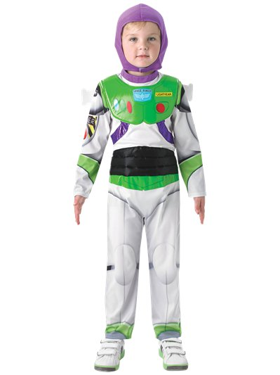 Buzz Lightyear Deluxe - Child Costume