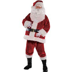 "Regal Santa Suit - 40-42"" Chest"