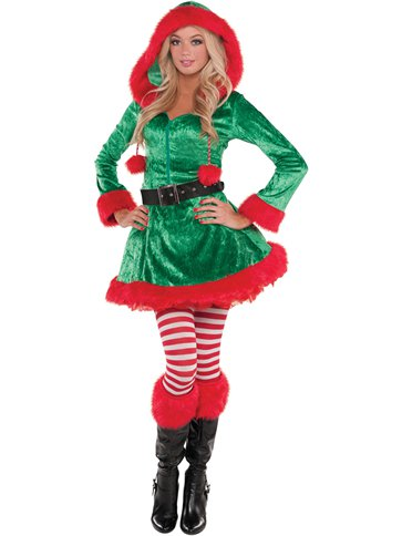 elf outfits for adults
