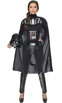 Darth Vader Lady - Adult Costume