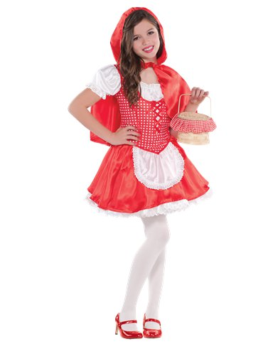 Red Riding Hood - Child Costume front