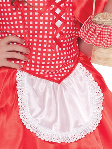 Red Riding Hood - Child Costume left
