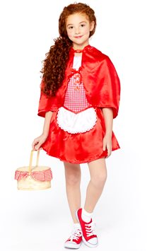 Red Riding Hood - Child Costume