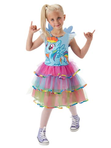 My Little Pony Rainbow Dash - Child Costume front