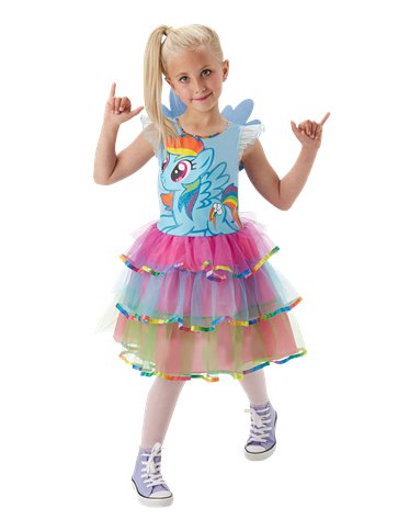 My Little Pony Rainbow Dash - Child Costume pla