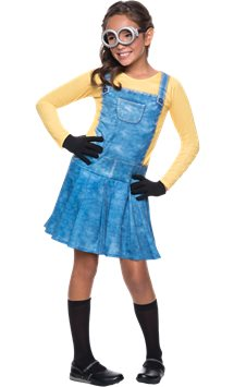 Minion Girl - Child Costume