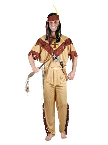 Native American - Adult Costume front