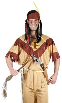 Native American - Adult Costume