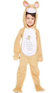 Gruffalo Mouse - Child Costume