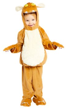 Gruffalo's Child - Child Costume