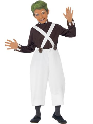 Candy Creator Boy - Child Costume front