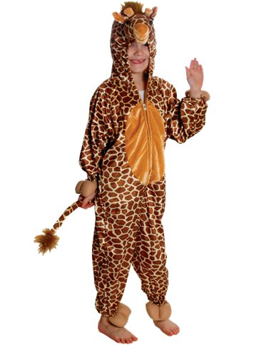 Giraffe - Child Costume front