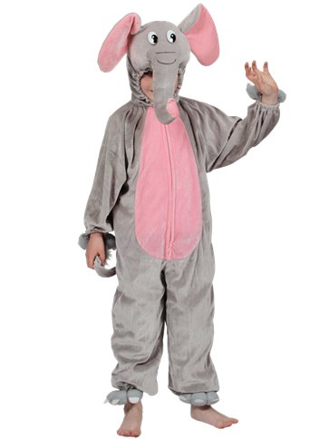 Elephant - Child Costume front