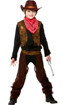 Wild West Cowboy - Child Costume