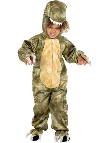 T-Rex - Child costume front