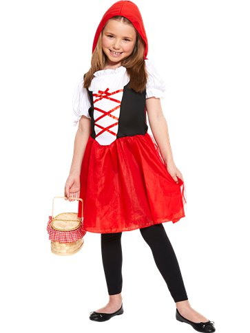 Little Red Riding Hood - Child Costume front