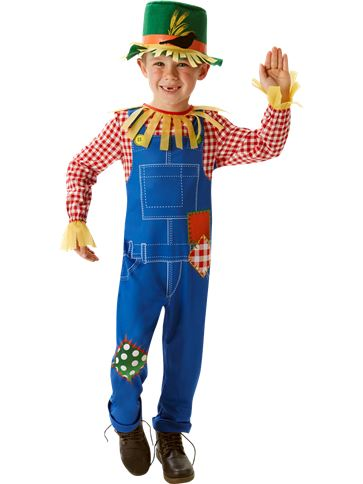 Mr. Scarecrow - Child Costume front