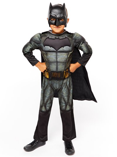 Batman Deluxe Muscle Chest - Child Costume