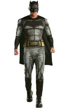 Batman Deluxe Muscle Chest - Adult Costume