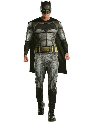 Batman Deluxe Muscle Chest - Adult Costume front