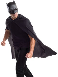 Batman Mask & Cape Set