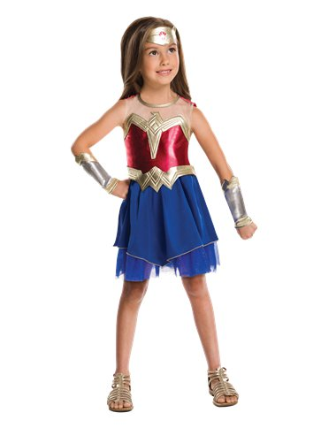 Wonder Woman - Child Costume pla