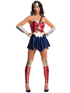 Wonder Woman & Womenu0027s Superhero Costumes | Party Delights