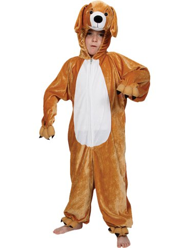 Puppy - Child Costume front