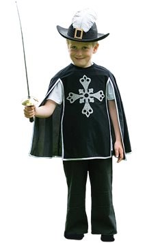 Musketeer Accessory Set - Child Costume