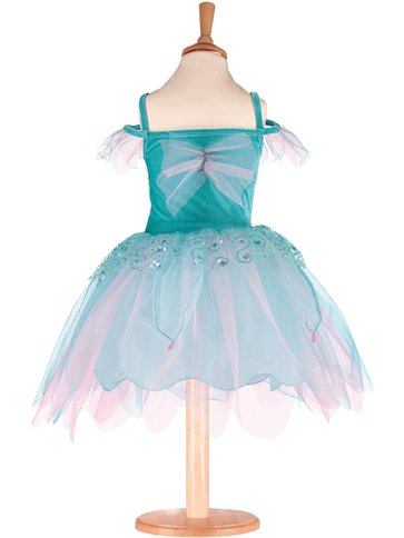 Aqua Fairy - Child Costume back