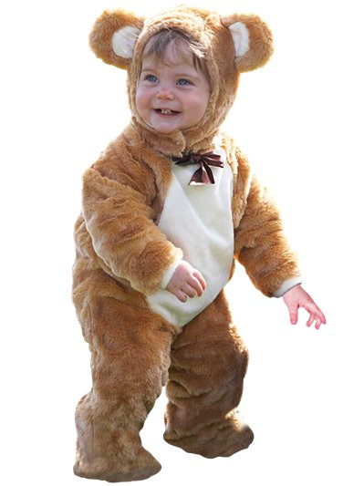 Baby Teddy Bear - Baby, Toddler & Child Costume