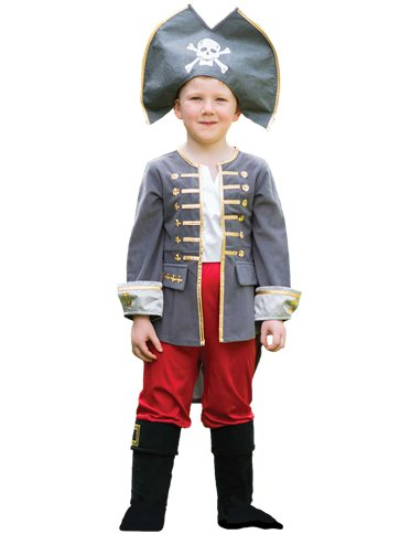 Captain - Child Costume front